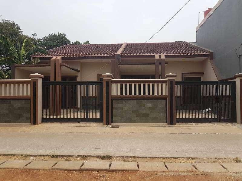 Rumah Fresh 148 Meter 3 Kamar Tidur di Kodau Bekasi 0