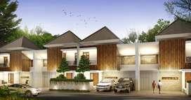 Rumah Mewah Jogja 2 Lantai Perumahan Hara Residence Maguwoharjo