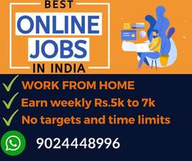 Work from home. Earn daily 1000 in your free time.