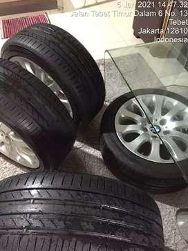 Jual Murah Velg dan Ban Copotan BMW E90