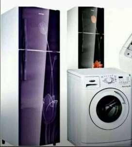 SERVICE mesin Cuci, Kulkas , Pompa air, AC, Water heater, kompor  gas