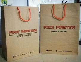 Paper Bag, Tas Kertas, Shoping Bag, Tas Belanja