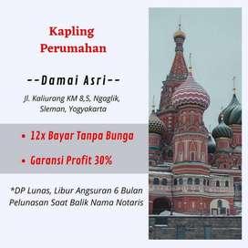 Kavling Murah Jl. Kaliurang KM 8,5 Sertipikat SHM