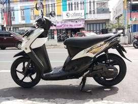 Yamaha mio cw 2009 hitam
