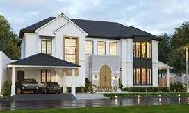 Jasa Arsitek Bogor Desain Rumah 472m2 - Emporio Architect