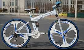 Mercedes Benz folding cycle  21 gear