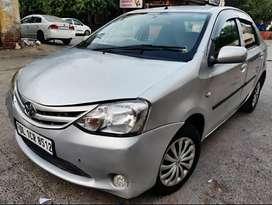 Toyota Etios 2010-2012 J, 2012, CNG & Hybrids