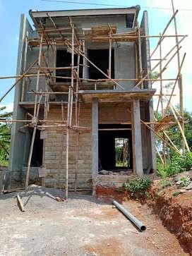 Rumah Tingkat 2 Lantai dalam Cluster Mewah di Grafika Indah Banyumanik