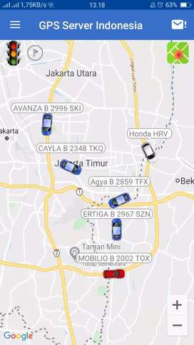 Agen murah..! GPS TRACKER gt06n terbaik di cugenang+server