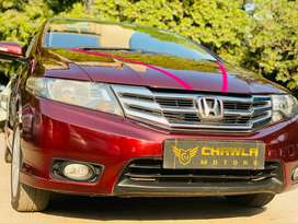 Honda City V, 2013, Petrol
