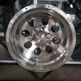Jual velg type Duffy R15x10 H6/139, 7