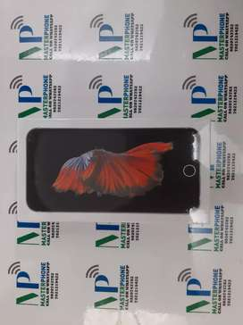 New iPhone 6S plus 64GB with warranty