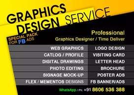 Professional Graphic Design Consultant 24/7Avail