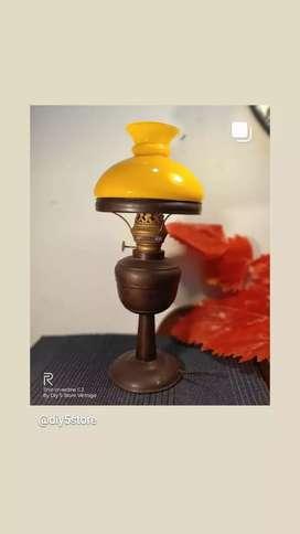 Lampu hias / Lampu meja/lampu jadul /lampu vintage