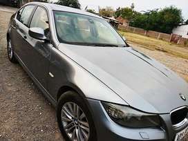 BMW 3 Series 320d Luxury Line, 2009