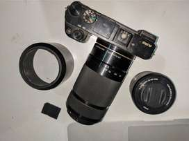 Selling Sony A6000 With 16-50mm & 55-210mm Lenses