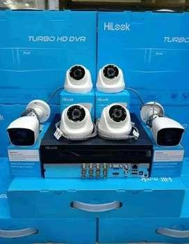 Toko kamera CCTV lengkap berikut pemasangan