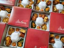 Salwa Catering•Nasi Kotak/Nasi box•Snack box•Tumpeng Nasi•Ayam Ingkung