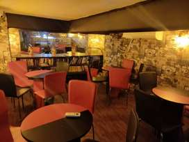 Cafe space on rent at gariahat