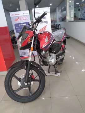 HONDA CB125F  2021 On Cash and installments