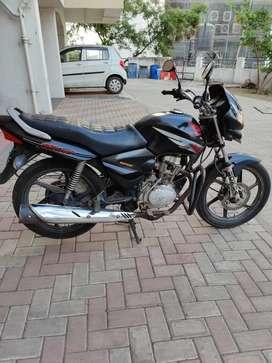 Honda shine 125 cc black