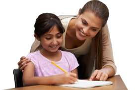 I am a Home tutor. I can teach English upto 10th with any stream
