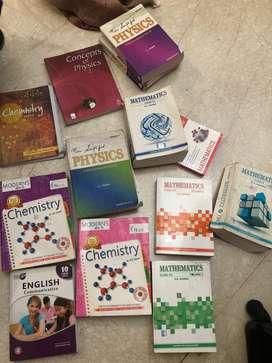 Class 12th books