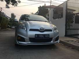 Yaris trd sportivo manual
