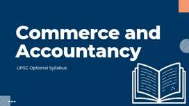 Home tutor for CMA INTER & classes 12th of commerce and accounts