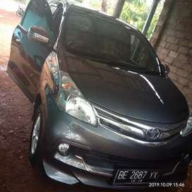 AVANZA G upgrade LUXURY th. 2014
