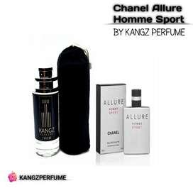 PARFUM CHANNEL ALLURE HOMME SPORT / NON ALKOHOL
