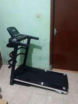 Treadmill elektrik,home gym langsung COD di rumah id  786