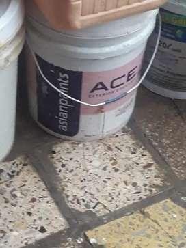 Paint contractors