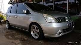 Nissan Livina XR 1.5 2008 (Plat R)