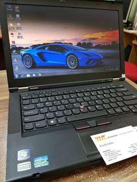 BEST SELLER Laptop GAMING Lenovo ThinkPad T43O core i7 4gb 500 VGA 1G