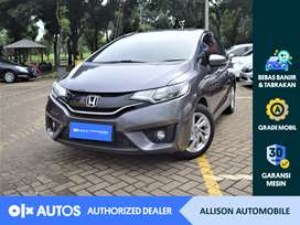 [OLX Autos] Honda Jazz 2016 1.5 S A/T Abu-abu #Allison