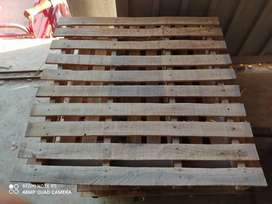 Wooden pallets imported