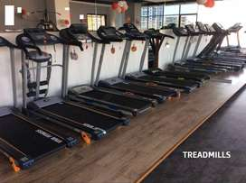 USED TREADMILLs 5,990 onward 1 YEAR WARRANTY 20 Models nt and when I t