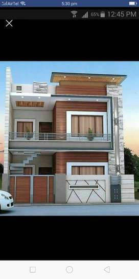 ready to move independent 3 bhk kothi