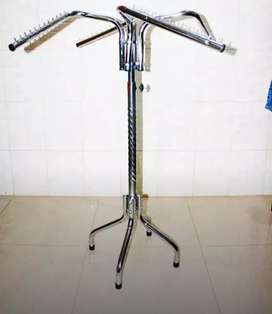 Cloth (Boutique) Hanging stands available (Wholesale rate)