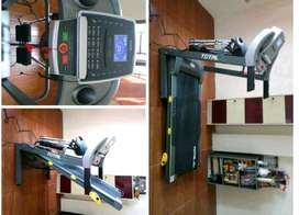 treadmill Electric 3 fungsi with incline