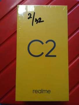 PROMO Realme C2 2/32 BNIB grs resmi OPPO 1th cod Bdg kota Free Ongkir