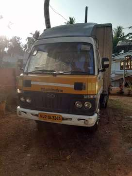 Mahindra Loadking with Aluminium covered Body