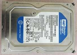 WD Blue 500GB Internal Hard Drive