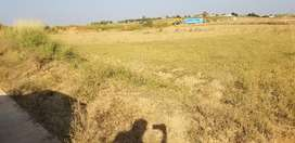 Boundry of dha homes plot for sale