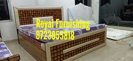 New dining bed pure teak available