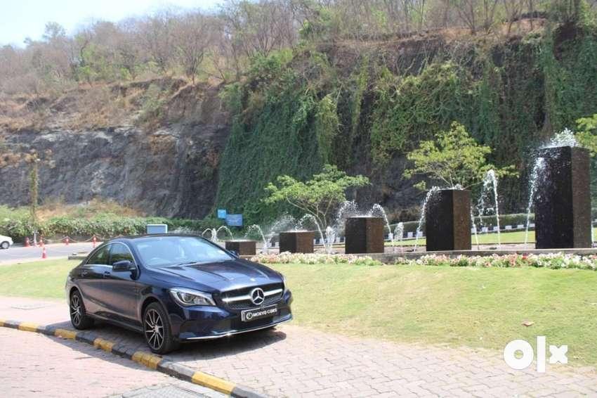 Mercedes-Benz CLA-Class 200 CDI Sport, 2017, Diesel 0