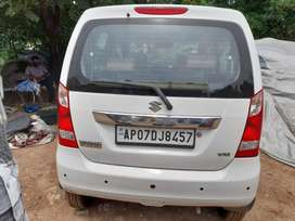 Maruti Suzuki Wagon R VXi with ABS Minor, 2017, Petrol