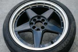 Velg R17 pcd 114 made in taiwan
