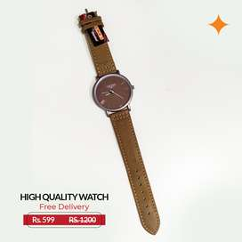 HIGH QUALITY WATCHES ONLY IN PKR 599 FOR MEN AND WOMEN